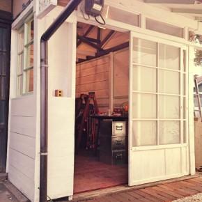 ワンちゃんのお店オープン!